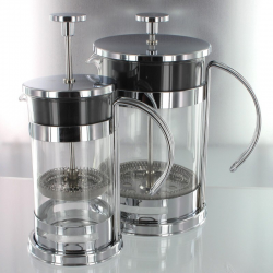 Cafetière Piston Silver 0.75l