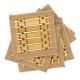 Repose théière en bambou