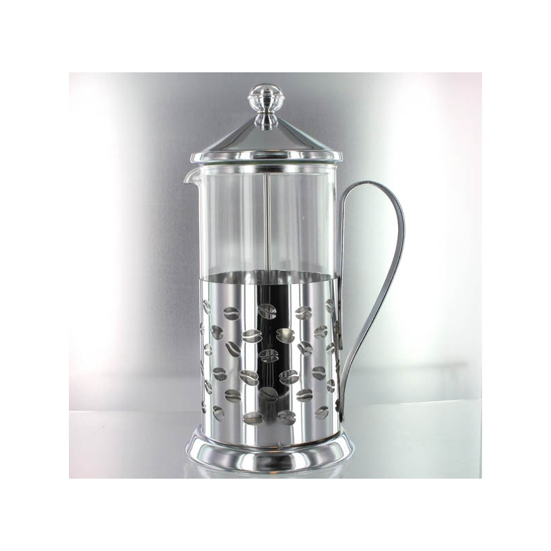 Cafeti re piston grain de caf - Cafetiere moudre grain cafe ...