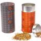 Duo de boites à thé cylindre MIDO 200g MIJ*