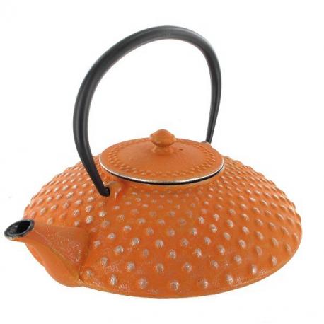Théière en fonte Furatto1.2l Orange
