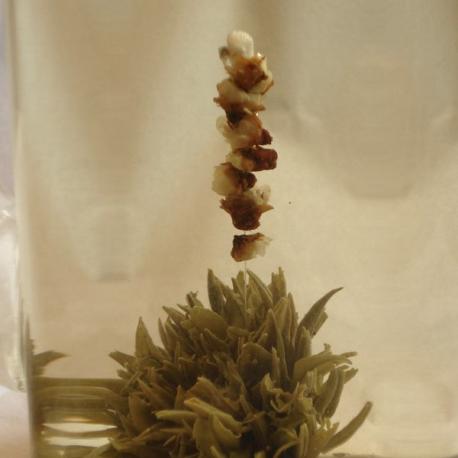Fleur de thé Rouge perle éternelle